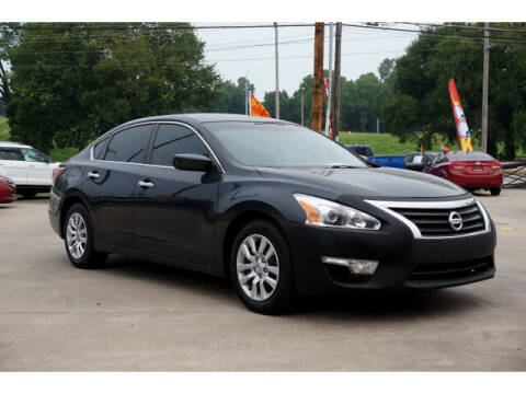 2015 Nissan Altima for sale at Autosource in Sand Springs OK