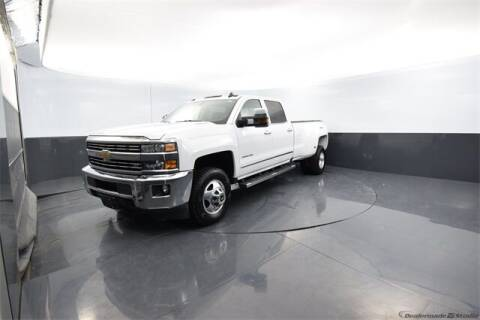 2016 Chevrolet Silverado 3500HD for sale at BOB HART CHEVROLET in Vinita OK