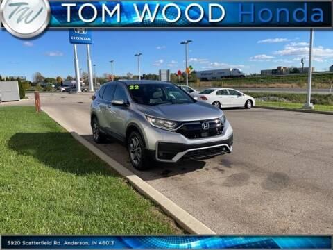 2022 Honda CR-V for sale at Tom Wood Honda in Anderson IN