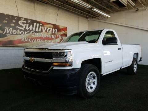 2016 Chevrolet Silverado 1500 for sale at SULLIVAN MOTOR COMPANY INC. in Mesa AZ