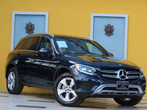 2017 Mercedes-Benz GLC for sale at Paradise Motor Sports LLC in Lexington KY