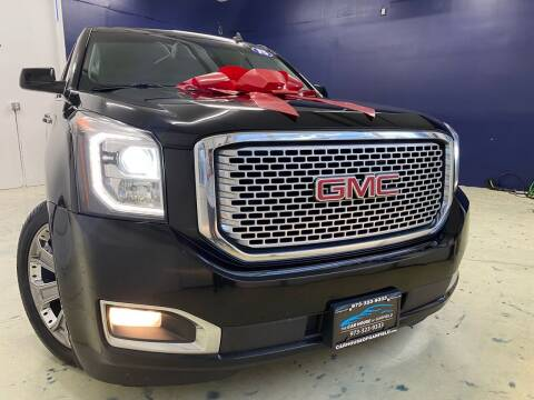 2015 GMC Yukon XL for sale at The Car House of Garfield in Garfield NJ