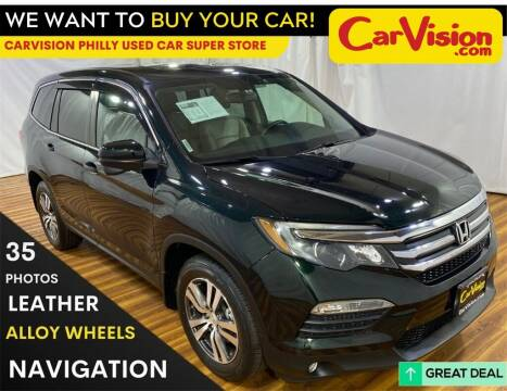 2016 Honda Pilot for sale at Car Vision Mitsubishi Norristown - Car Vision Philly Used Car SuperStore in Philadelphia PA