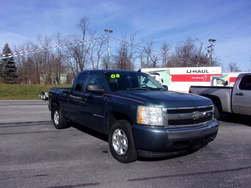 2008 Chevrolet Silverado 1500 for sale at Birmingham Automotive in Birmingham OH