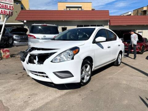 2018 Nissan Versa for sale at ELITE MOTOR CARS OF MIAMI in Miami FL
