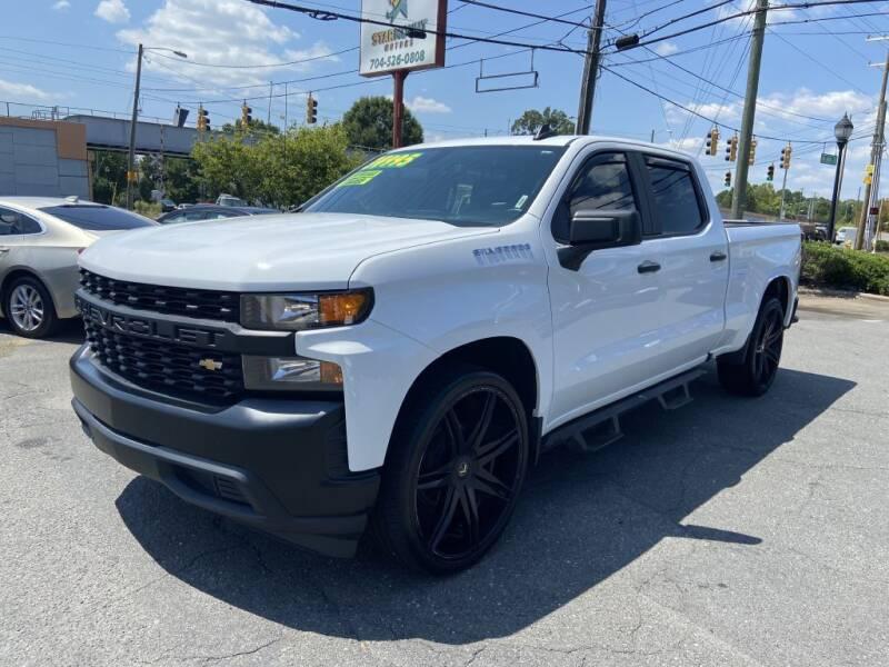 2019 Chevrolet Silverado 1500 for sale at Starmount Motors in Charlotte NC