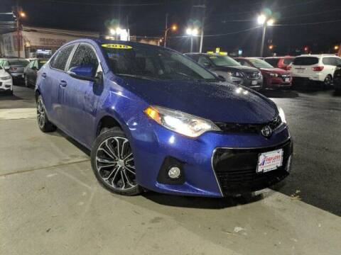 2015 Toyota Corolla for sale at PAYLESS CAR SALES of South Amboy in South Amboy NJ
