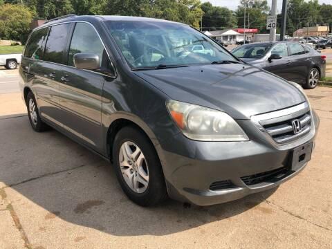 2007 Honda Odyssey for sale at Divine Auto Sales LLC in Omaha NE