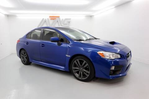2016 Subaru WRX for sale at Alta Auto Group in Concord NC