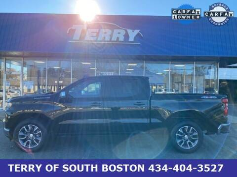 2020 Chevrolet Silverado 1500 for sale at Terry of South Boston in South Boston VA