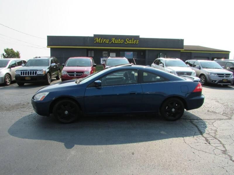2005 Honda Accord for sale at MIRA AUTO SALES in Cincinnati OH