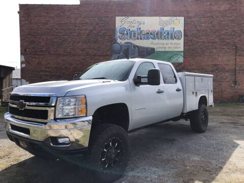 2012 Chevrolet Silverado 3500HD for sale at Priority One Auto Sales in Stokesdale NC