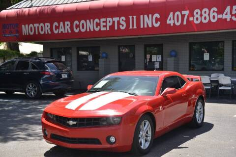 2013 Chevrolet Camaro for sale at Motor Car Concepts II - Apopka Location in Apopka FL