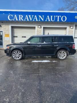 2010 Ford Flex for sale at Caravan Auto in Cranston RI