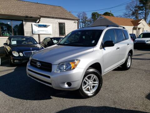 2008 Toyota RAV4 for sale at M & A Motors LLC in Marietta GA