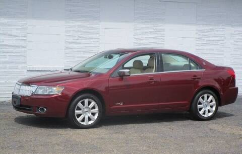 2007 Lincoln MKZ for sale at Kohmann Motors & Mowers in Minerva OH