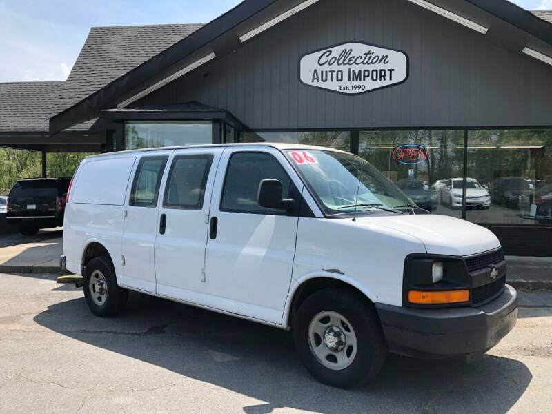2006 Chevrolet Express Cargo for sale at Collection Auto Import in Charlotte NC