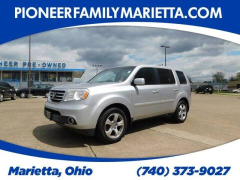 2014 Honda Pilot for sale at Pioneer Family preowned autos in Williamstown WV