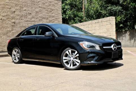 2014 Mercedes-Benz CLA for sale at Legacy Autos in Dallas TX