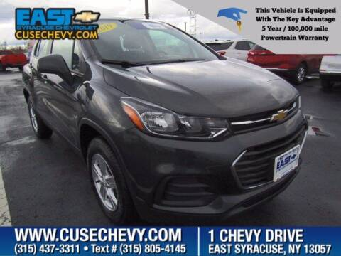 2019 Chevrolet Trax for sale at East Syracuse Performance Sales & Service in Syracuse NY