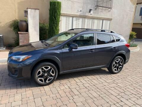 2018 Subaru Crosstrek for sale at California Motor Cars in Covina CA