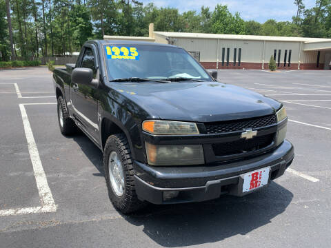 2006 Chevrolet Colorado for sale at B & M Car Co in Conroe TX