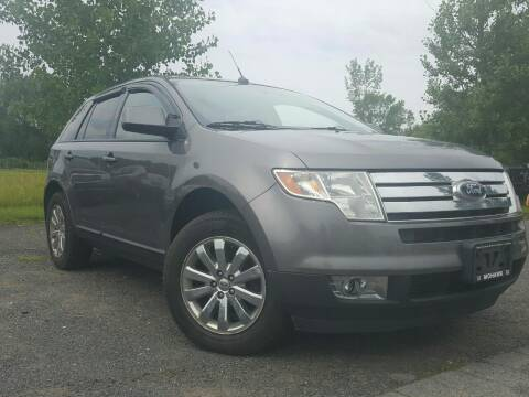 2010 Ford Edge for sale at GLOVECARS.COM LLC in Johnstown NY