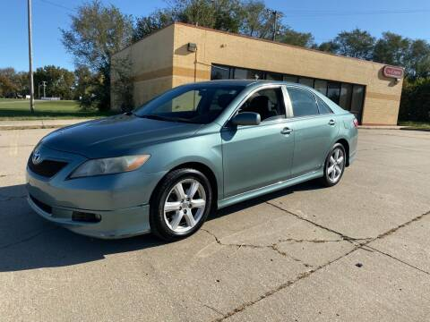 2007 Toyota Camry for sale at Xtreme Auto Mart LLC in Kansas City MO