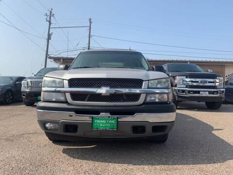 2005 Chevrolet Avalanche for sale at Primetime Auto in Corpus Christi TX