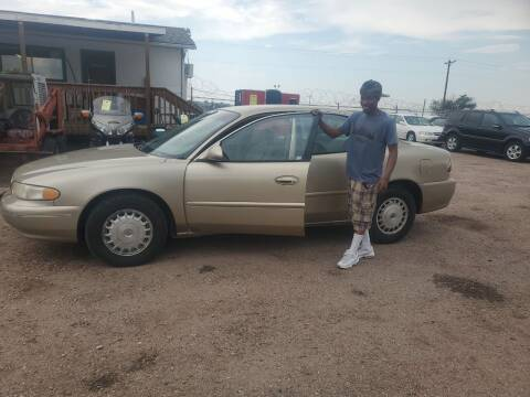 2005 Buick Century for sale at PYRAMID MOTORS - Fountain Lot in Fountain CO
