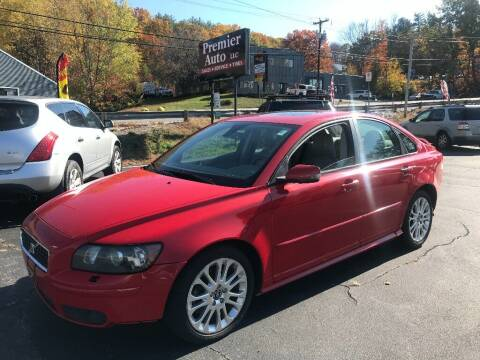 2004 Volvo S40 for sale at Premier Auto LLC in Hooksett NH