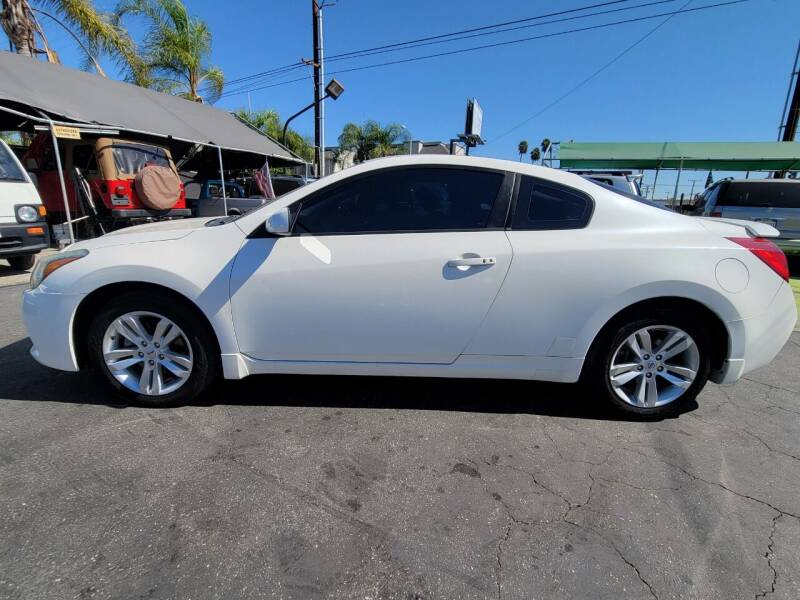 2011 Nissan Altima for sale at Pauls Auto in Whittier CA
