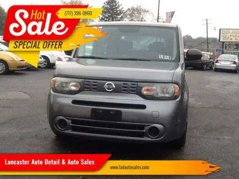 2009 Nissan cube for sale at Lancaster Auto Detail & Auto Sales in Lancaster PA