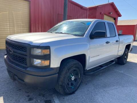2014 Chevrolet Silverado 1500 for sale at Pary's Auto Sales in Garland TX