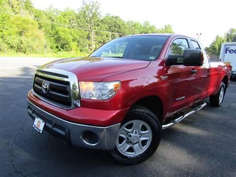 2012 Toyota Tundra for sale at Guarantee Automaxx in Stafford VA