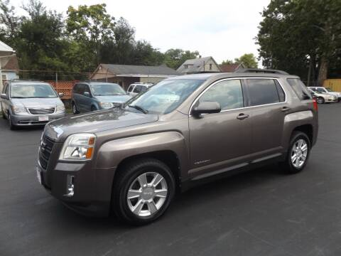 2012 GMC Terrain for sale at Goodman Auto Sales in Lima OH