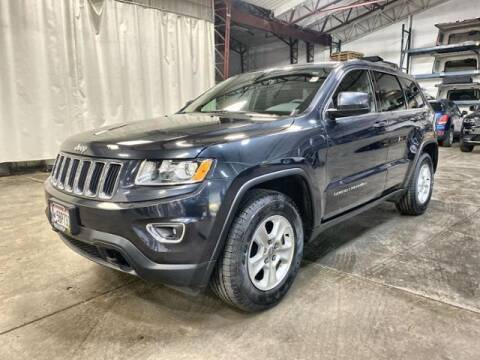 2016 Jeep Grand Cherokee for sale at Waconia Auto Detail in Waconia MN