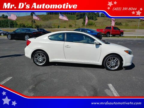 2006 Scion tC for sale at Mr. D's Automotive in Piney Flats TN