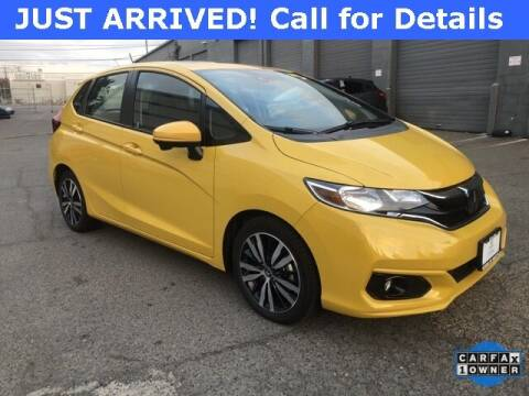 2018 Honda Fit for sale at Honda of Seattle in Seattle WA