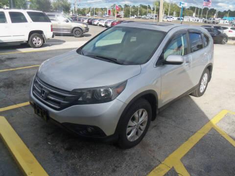 2014 Honda CR-V for sale at ORANGE PARK AUTO in Jacksonville FL
