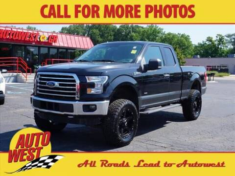2015 Ford F-150 for sale at Autowest of GR in Grand Rapids MI