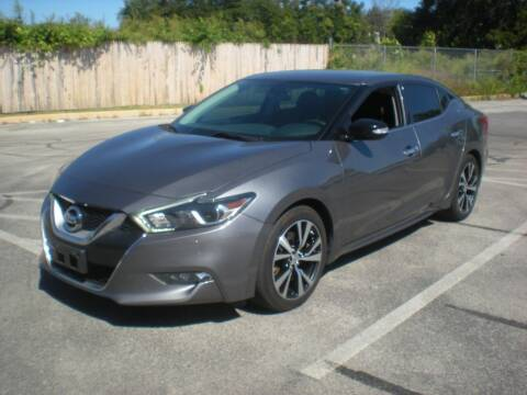 2017 Nissan Maxima for sale at 611 CAR CONNECTION in Hatboro PA