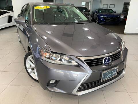 2015 Lexus CT 200h for sale at Auto Mall of Springfield in Springfield IL