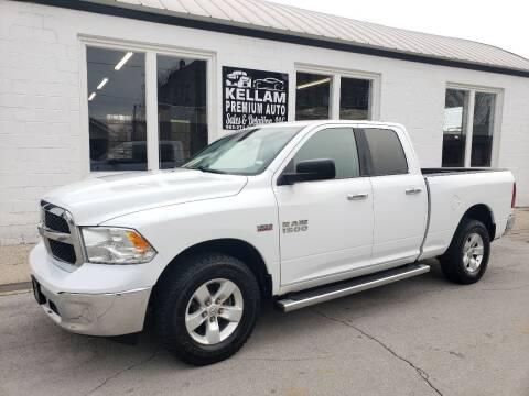 2014 RAM Ram Pickup 1500 for sale at Kellam Premium Auto Sales & Detailing LLC in Loudon TN