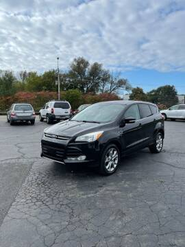 2013 Ford Escape for sale at WXM Auto in Cortland NY