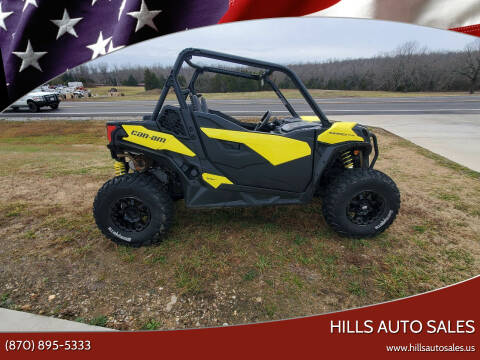 2018 Can am Maverick Trail for sale at Hills Auto Sales in Salem AR