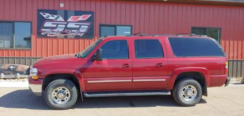 2006 Chevrolet Suburban for sale at SS Auto Sales in Brookings SD