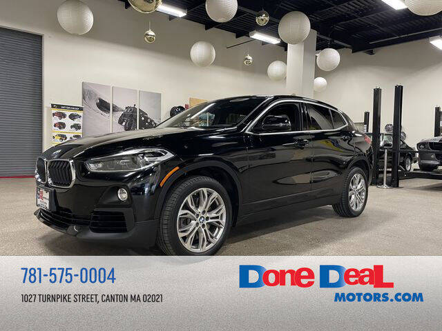 2018 BMW X2 for sale at DONE DEAL MOTORS in Canton MA
