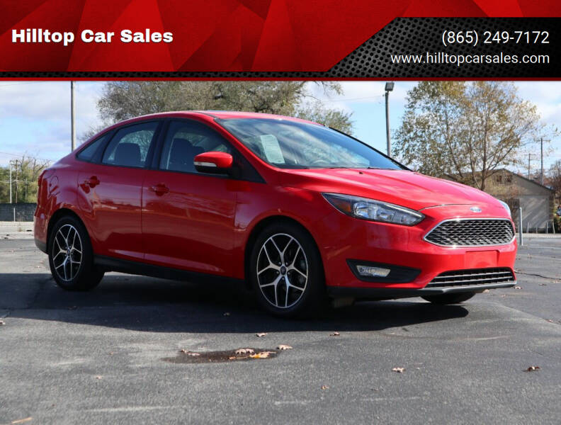 2017 Ford Focus for sale at Hilltop Car Sales in Knox TN