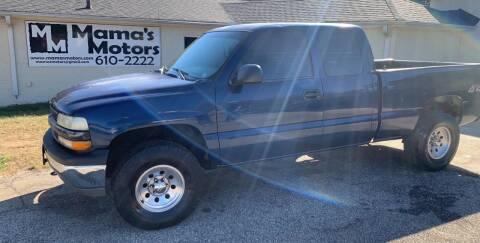 2002 Chevrolet Silverado 1500 for sale at Mama's Motors in Greer SC